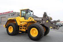 2009 VOLVO WHEEL LOADER 35 tons
