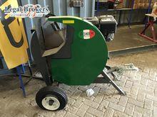 BOXER Brandhoutzaagmachine sawm
