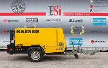 2011 KAESER M80 compressor
