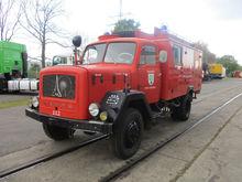 1968 MAGIRUS Magirus Deutz fire