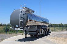 2016 BONUM 914220 bitumen tank