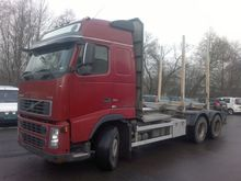 2004 VOLVO FH 6x4 chassis, manu