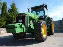 1998 JOHN DEERE 8400 wheel trac
