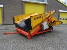 1993 CLIMAX 700 E receiving hop