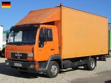 1997 MAN 8.113 isothermal truck