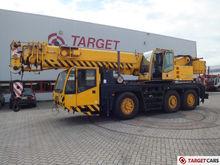2002 DEMAG TEREX AC50-1 Crane x