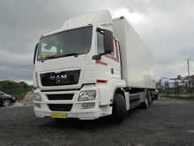 Used 2008 MAN TGS re
