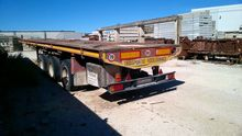 1991 CAPPERI SP 849 C flatbed s