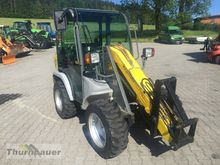 2009 KRAMER 350 telescopic whee