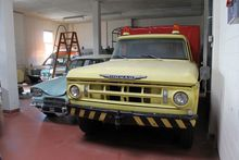 1969 DODGE W 200 Pickup pick-up