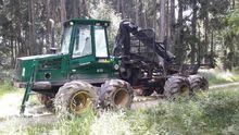 Used 2005 TIMBERJACK