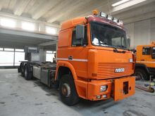 1993 IVECO container chassis