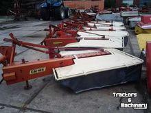 PZ 165 + 185 + 186 mower