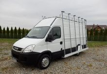 2010 IVECO Daily 35S13 glass tr