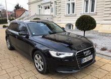 2014 Audi A6 passenger van