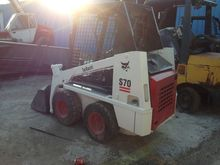 Used 2012 BOBCAT S70