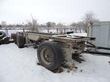 1990 FREJAT tipper trailer