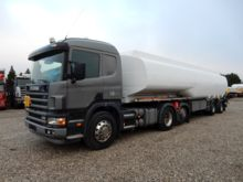 2006 DAF XF 95.430 /4 SSC tract