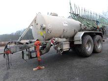 2005 DTTW 170 fertiliser spread