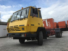 Used 1991 STEYR 19S2