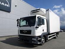 2012 MAN TGL 10.220 refrigerate