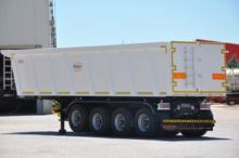 ROCK tipper semi-trailer