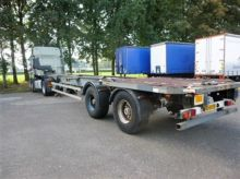 1999 VAN HOOL container chassis