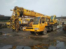 Used XCMG QY16D mobi
