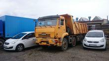 2007 KAMAZ 6540 dump truck