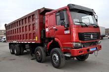 2012 HOWO ZZ3407S3867C dump tru