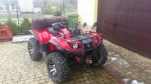 2008 Quad Yamaha Grizzly 450 pi