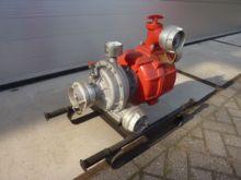 Rosenbauer pump fire truck