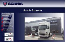 2004 SCANIA R124LA tractor unit