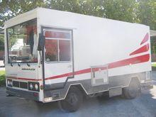 1980 FIAT 50.F8 FOOD TRUCK shop