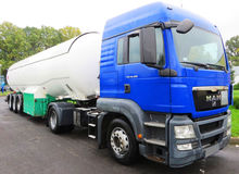 2004 MAN TGS tractor unit + tan