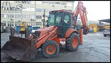 1999 FIAT-HITACHI FB90 backhoe