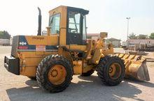1989 KOMATSU WA 180 wheel loade