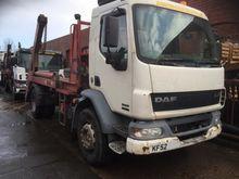 Used 2002 DAF LF55 2