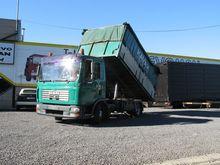 2006 MAN TGL 7.150 dump truck
