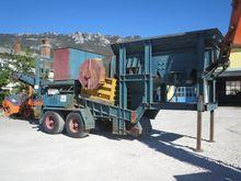 1995 Tipex 1200 crushing plant