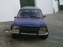 1988 PEUGEOT 504 Break GRD Renf