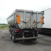 2009 BFG tipper semi-trailer