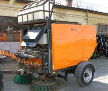 2007 PRONAR ZMC 2.0 road sweepe