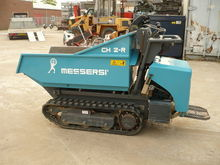 2013 MESSERSI CH2 tracked dumpe