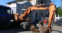 1993 ATLAS 1304 wheel excavator