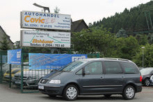 2006 VOLKSWAGEN Sharan minivan
