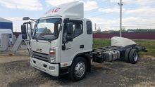 2016 JAC N120 chassis truck