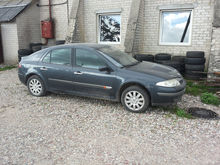 2003 L.A.G. Renault una for par