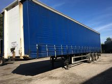 2007 CURTAIN SIDER 4.2M HEIGHT