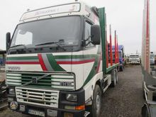 1996 VOLVO FH16, timber trucks